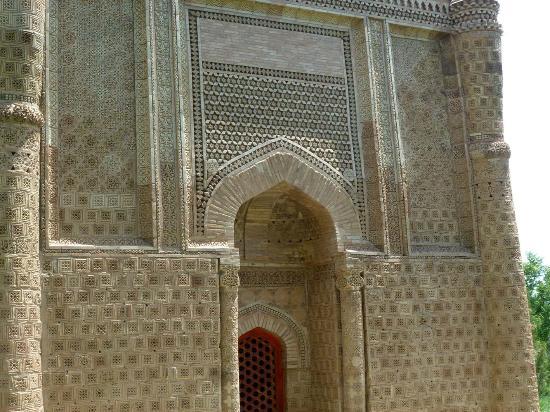 Taraz, Kazakistan: Eingangsportal