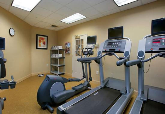 Brockton, MA: Fitness Room