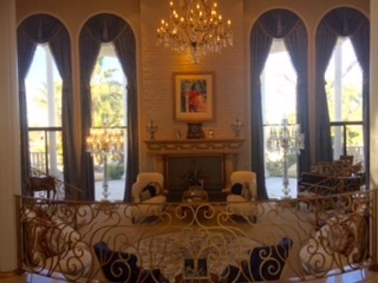 elegant living room picture of wayne newton s casa de shenandoah rh tripadvisor com