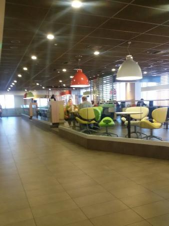 Spata, Grecja: McDonald's (Athens airport)