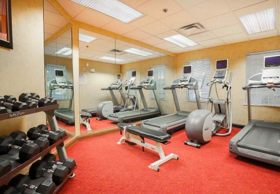 Flint, MI: Fitness Center