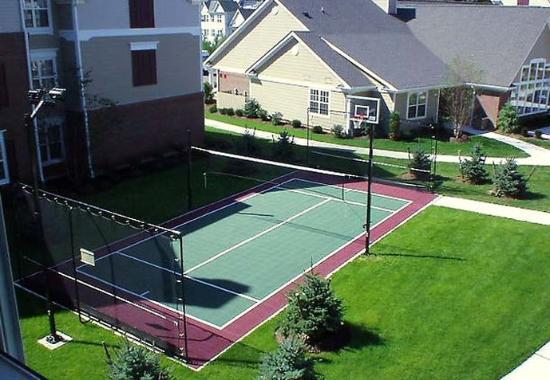 Saddle River, NJ: Sport Court