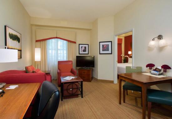 Residence Inn Miami Aventura Mall: One-Bedroom Suite