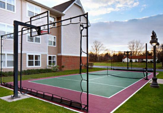 Cranbury, NJ: Sport Court