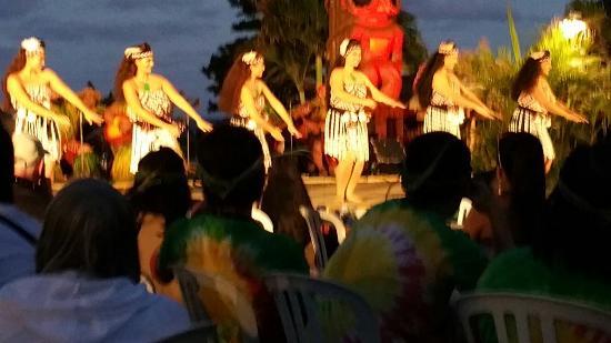 Waimanalo, Hawaje: Chief's Luau at Sea Life Park
