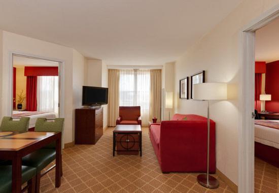 มิชาวากา, อินเดียน่า: Two-Bedroom Suite
