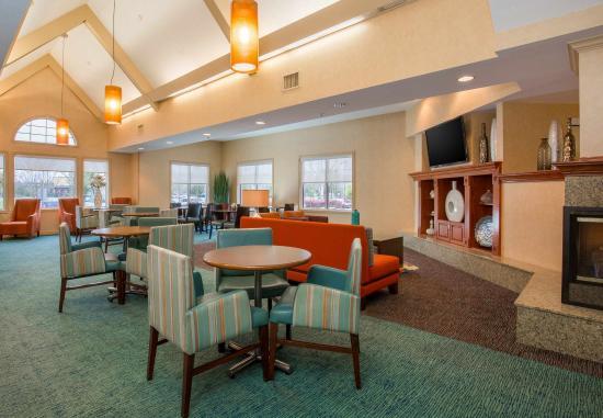 Residence Inn Houston Northwest/Willowbrook: Lobby