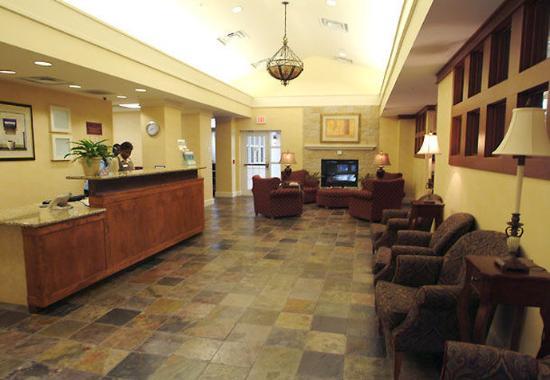 Residence Inn Houston West University: Lobby