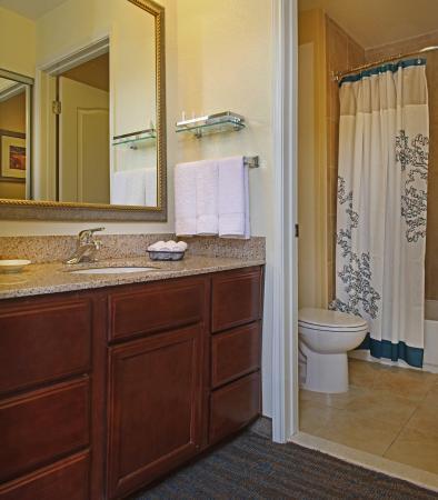 Temple, TX: Guest Bathroom