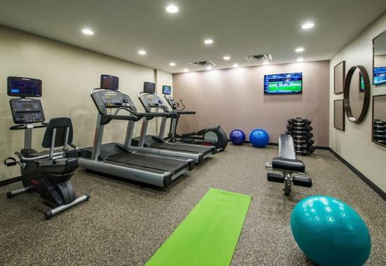 Worcester, MA: Fitness Center