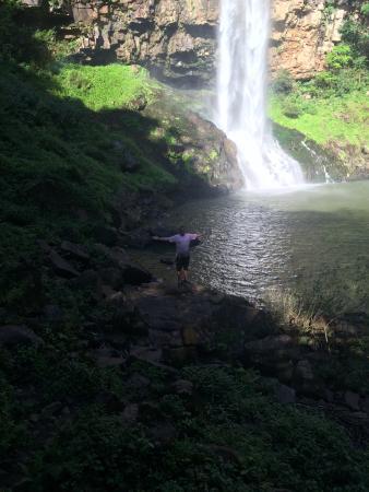 Maringa Falls