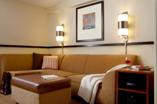 Hyatt Place Phoenix/Gilbert: Cozy Corner Sofa Sleeper