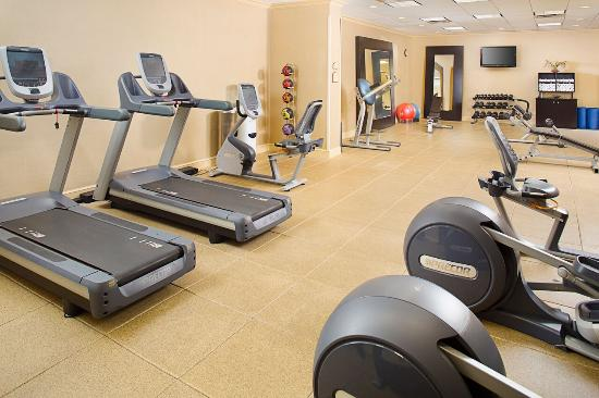 Doubletree by Hilton Hotel New Orleans Airport: Fitness Center