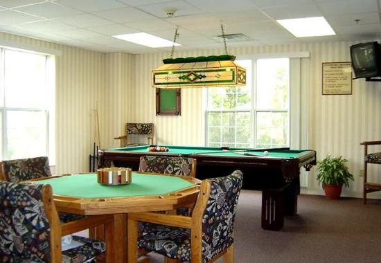 Pontiac, MI: Game Room