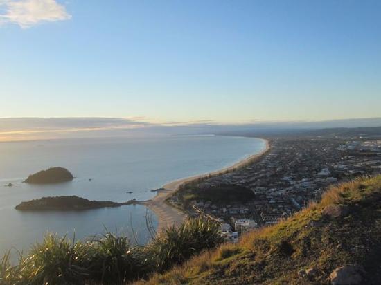 Mount Maunganui, Nova Zelândia: A great place to watch the sunrise