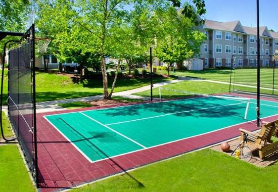 Parsippany, Nueva Jersey: Sport Court