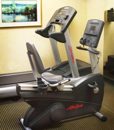 Lebanon, New Hampshire: Fitness Center