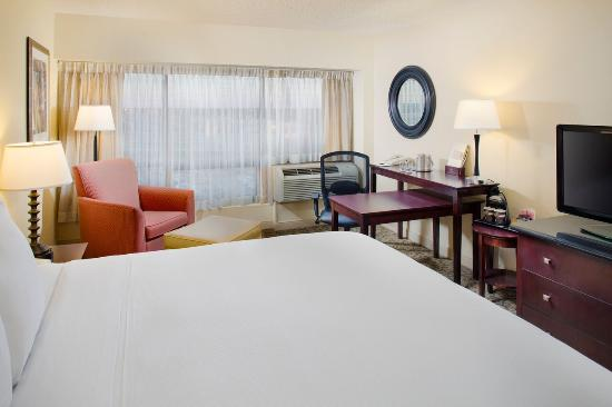 Doubletree by Hilton Hotel New Orleans Airport: King Bed