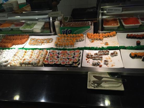 sector de sushi picture of ginza japanese buffet north miami rh tripadvisor co uk