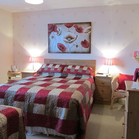Aberfeldy, UK: Family/ Double or Twin Room