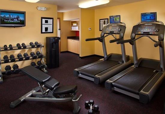 Harahan, LA: Fitness Center