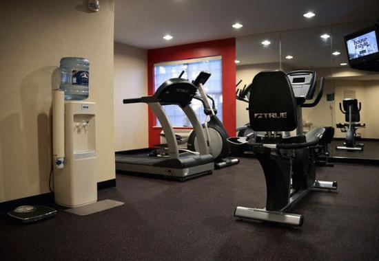 East Lansing, MI: Fitness Center