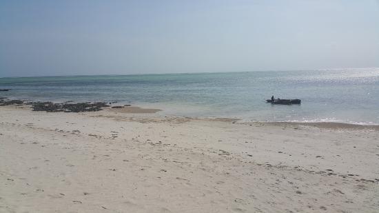 Makunduchi, Tanzania: прилив