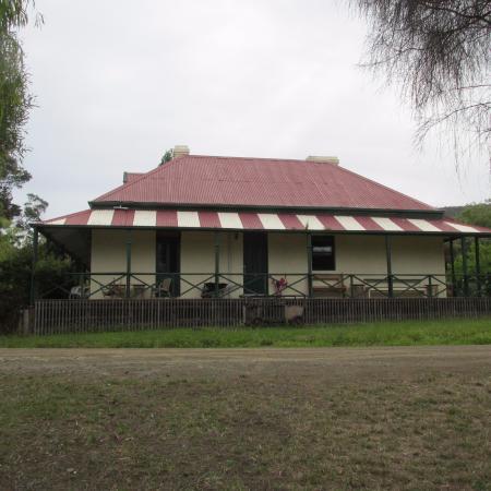 Taranna, Australia: Nice porch for sitting in the evening.