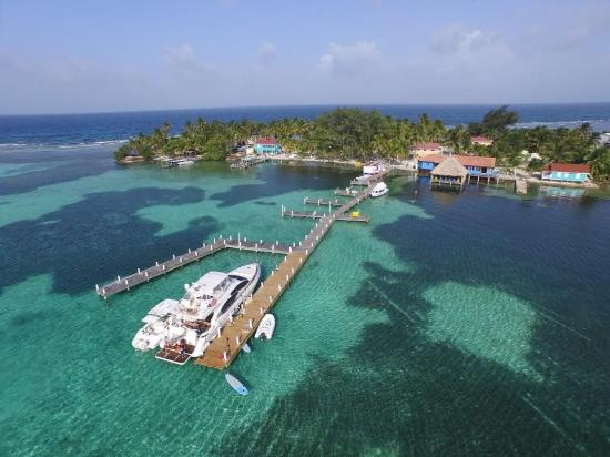 Blue Marlin Beach Resort: Arrival Blue Marlin