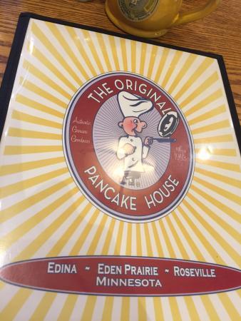 Edina, MN : The best pancakes in the world!