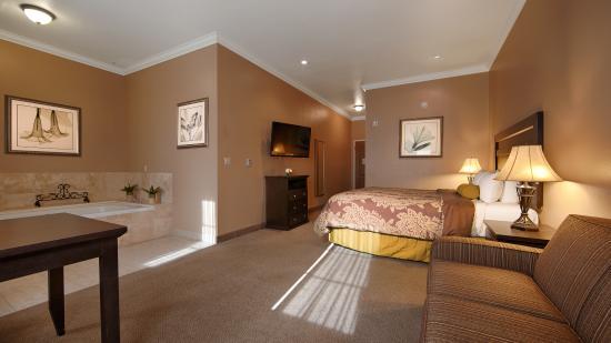 Glendora, CA: Guest Room