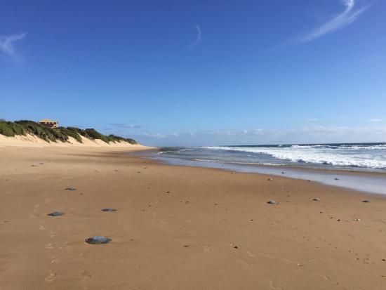 Tofo, Mozambique: Praia do Tofinho