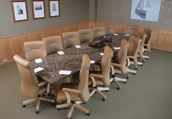 Devens, MA: Executive Boardroom