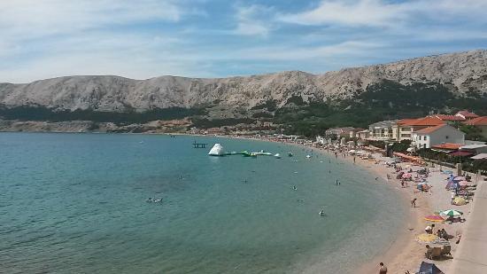Krk Island, Croazia: Baska, Krk