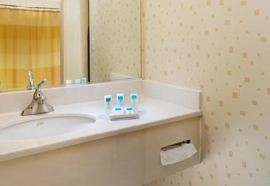 Centreville, VA: Guest Bathroom Vanity