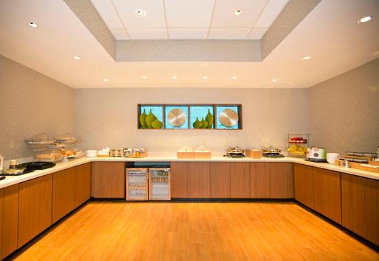 West Mifflin, Pensylwania: Breakfast Buffet