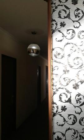 Hotel Centenario: Pintoresco pero un desastre