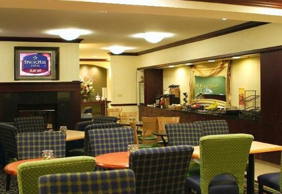 SpringHill Suites by Marriott Edgewood Aberdeen: Lobby