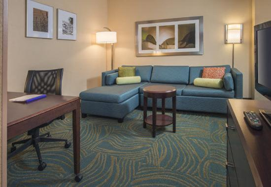 Bel Air, MD: Executive Suite - Living Area