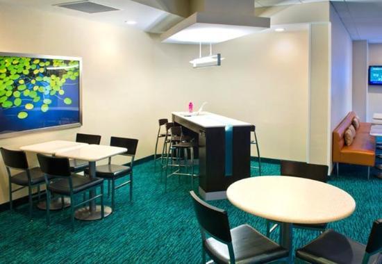 Andover, ماساتشوستس: Lobby Lounge