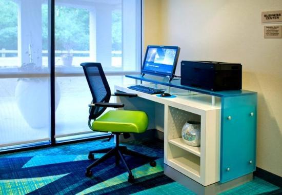 Andover, ماساتشوستس: Business Center