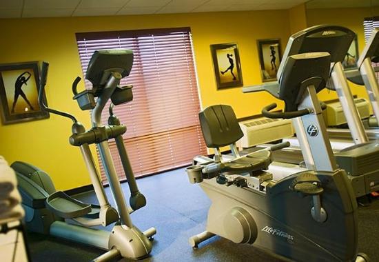 Eden Prairie, Minnesota: Fitness Center