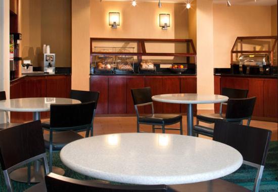 SpringHill Suites Atlanta Buford/Mall of Georgia: Breakfast Area