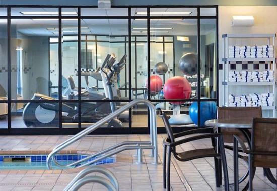 Saint Louis Park, MN: Indoor Pool & Spa