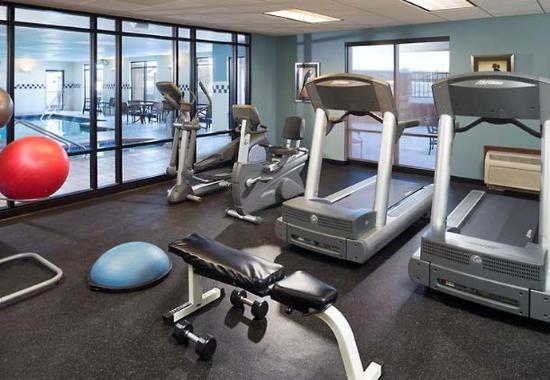 Saint Louis Park, MN: Fitness Center