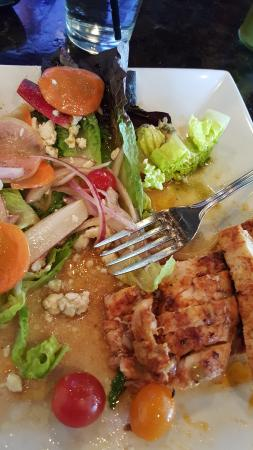 Methuen, MA: Lunch chicken and salad