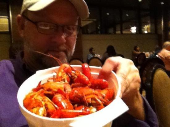 boiled crawfish picture of bon temps buffet baton rouge tripadvisor rh tripadvisor com