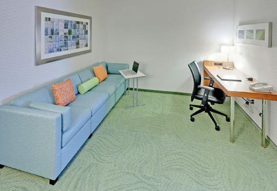 โซลอน, โอไฮโอ: Suite Living Area