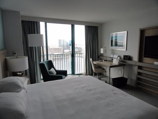 Hyatt Regency Jacksonville Riverfront: Nice Modern nLooking Room