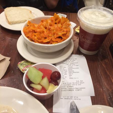 Rockville, MD: Healthy Kids meal
